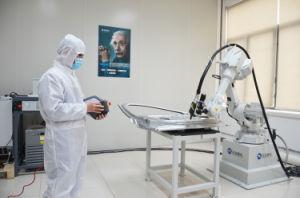 Fiber Laser Marking Machine on Metals, 50W pictures & photos