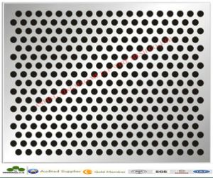 A36 Galvanized Steel Perforated Metal Sheet (XM1-9) pictures & photos