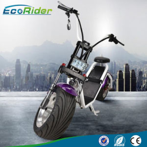 New Design Remove Battery Citycoco Electric Scooter with Ce EEC pictures & photos