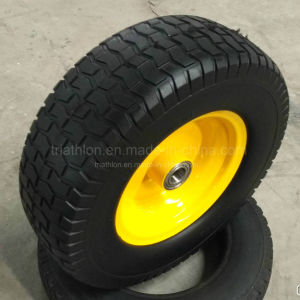 6.50-8 PP PA Plastic Rim with Bearings for Wheelbarrow pictures & photos