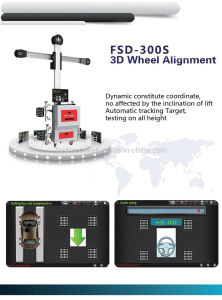 3D Wheel Alignment pictures & photos