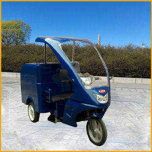 Fast Vending Food Hotel Food Delivery Tricycle (HD-04) pictures & photos