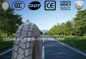 ISO9001: 2008 Manufacturer of Motorcycle Tire 110/90-17 pictures & photos