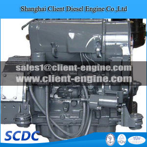 High Quality Air-Cooling Engine Deutz F3l912W Diesel Engines pictures & photos