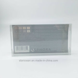 Plastic PVC/PP/Pet Folding Box for Sephora Cosmetics with UV Printing pictures & photos