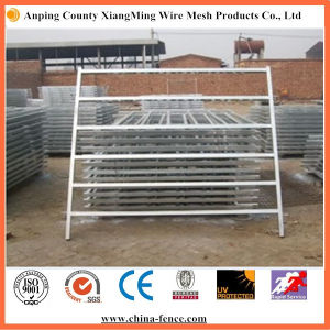 Carbon Steel Galvanized Oval Tube Cattle Panel pictures & photos