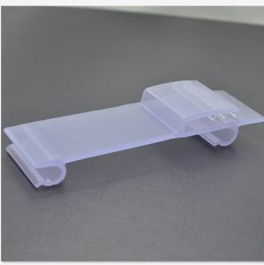 Clear Plastic Hard-Soft Extrusion (PD-4020) pictures & photos
