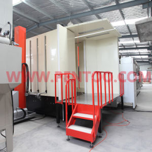 Powder Coating Booth for Aluminium Profile with ISO9001 pictures & photos