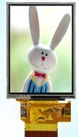 2.4 Inch 320*240 Stn LCD Display with Touch Screen pictures & photos