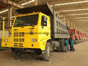 50tons Sinotruk HOWO Brand Mining Dump Truck pictures & photos