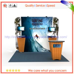 Formulate Stretch Fabric Displays for Event