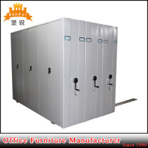 Documents Use Steel Mobile File Mass Shelf pictures & photos
