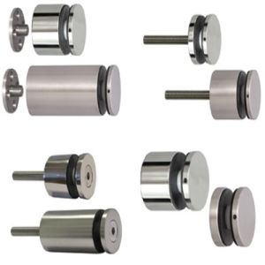 Stainless Steel Balustrade Rail Glass Components Fixings pictures & photos