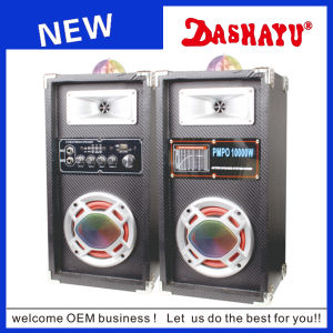 2.0 Power Active Stereo Mini Speaker Box Xd5-0006