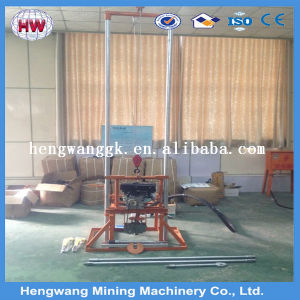 Hot Sale! ! ! Personal Drilling Rig! ! ! Hf80 Mini Drilling Equipment pictures & photos