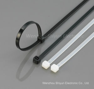 Self-Locking Cable Ties 500 X 4.8mm pictures & photos