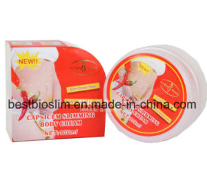 Aichun Beauty Capsicum Slimming Body Cream Waist Abdomen Weight Loss Cream pictures & photos