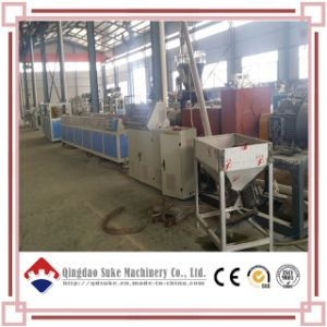 PVC Window Profile Production Extrusion Machine Line pictures & photos
