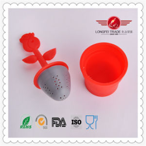 New Design Popular Unique Silicone Tea Infuser pictures & photos