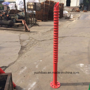 China Ground Screw, China Manufacturer Ground Anchor, HDG Ground Helical Pole Anchor pictures & photos