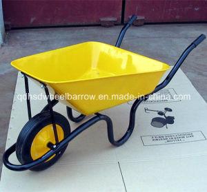 Good Quality South Africa Market Construction Wheelbarrow (WB3800)