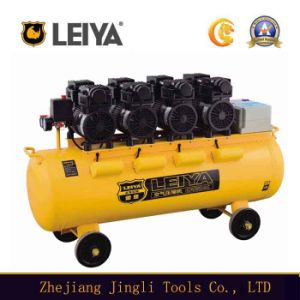120L 640L/Min 3kw Oil -Free Air Compressor (LY-750-04) pictures & photos