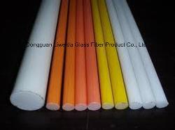 High Chemical Stability Fiberglass Rod, GRP FRP Rod