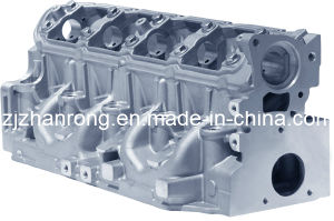 Aluminum Cylinder Head for Nissan F9q (908 562) pictures & photos