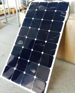 Attractive Price Semi Flexible Solar Panel 100W 18V Solar Module pictures & photos