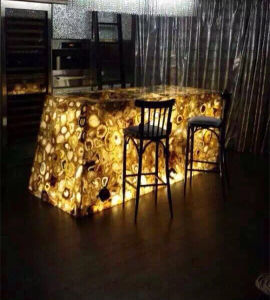 Decoration Gemstone Bar Countertops for Sale pictures & photos