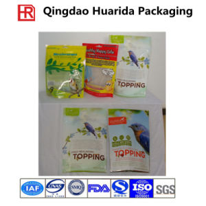 Plastic Pet Food Packaging, Ziplock Stand up Dog Food Bag pictures & photos