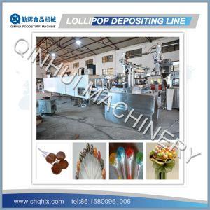 PLC Control&Full Automatic Lollipop Manufacturing Plant (150-600KG/HR) pictures & photos