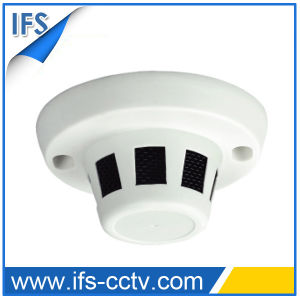 Smoking Dector Housing CCTV Camera (ICC-37) pictures & photos