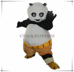 Good Price Kungfu Panda Mascot Cartoon Costume pictures & photos