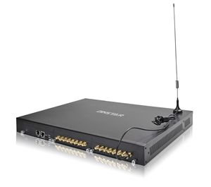 1 Year Guarantee 16 Channels GSM VoIP Gateway / Support SMS&IMEI Change SMS Gateway pictures & photos