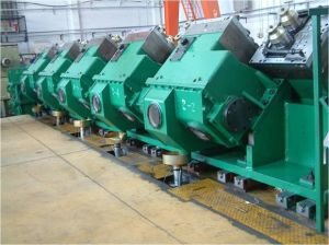 Hangji Brand Manual Rolling Mill pictures & photos