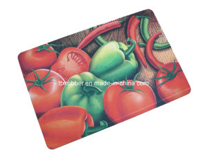 Printing Rubber Floor Mat pictures & photos