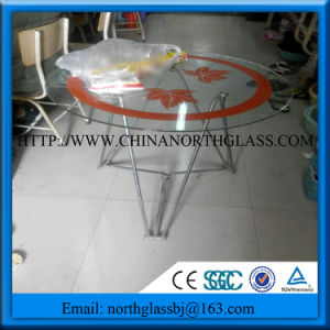 Round Dining Table Glass pictures & photos
