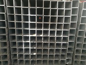 ERW Square and Rectangular Steel Tube pictures & photos