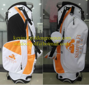 Promotional Manufacture Product Customized Logo Golf Stand Bag 1601 pictures & photos