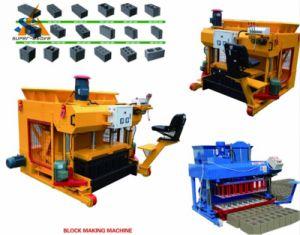 Mobile Brick Cement/Concrete Block Making Machine pictures & photos