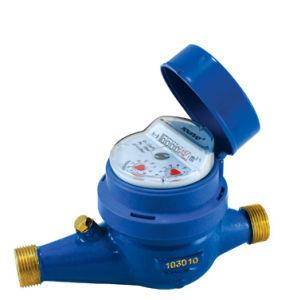 Dry Dial Brass Body Class B Multi Jet Water Meter