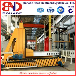 Large Forklift Box Furnace Heat Treatment Production Line pictures & photos