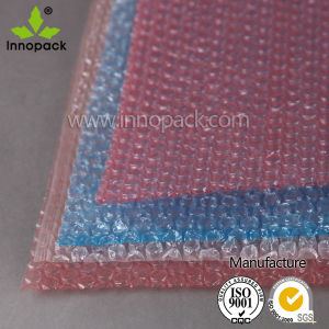 Red/Blue/Clear Double or Single Layer Air Bubble Film Wholesale pictures & photos