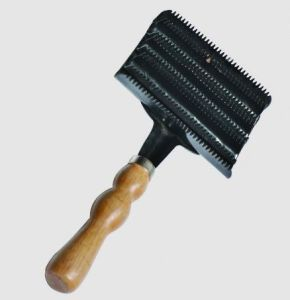 Metal Horse Curry Comb (115)