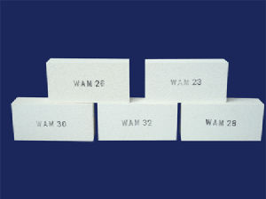 Wam Thermal Insulation Brick for Furnace Lining pictures & photos