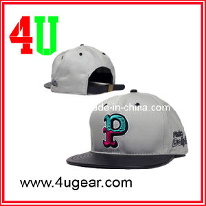 6-Panel Flat Brim Snapback Hats