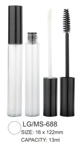 Round Plastic Lipgloss Mascara Container LG-Ms-688 pictures & photos