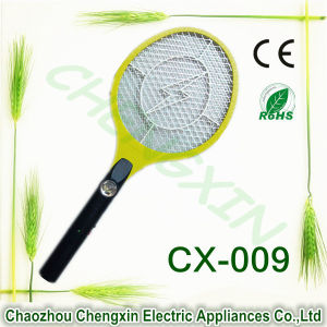 Electric Rechargeable Mosquito Repellent Mosquito Swatter Mosquito Bat with LED Light pictures & photos