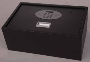 Top Open Drawer Safe with Electronic Lock pictures & photos